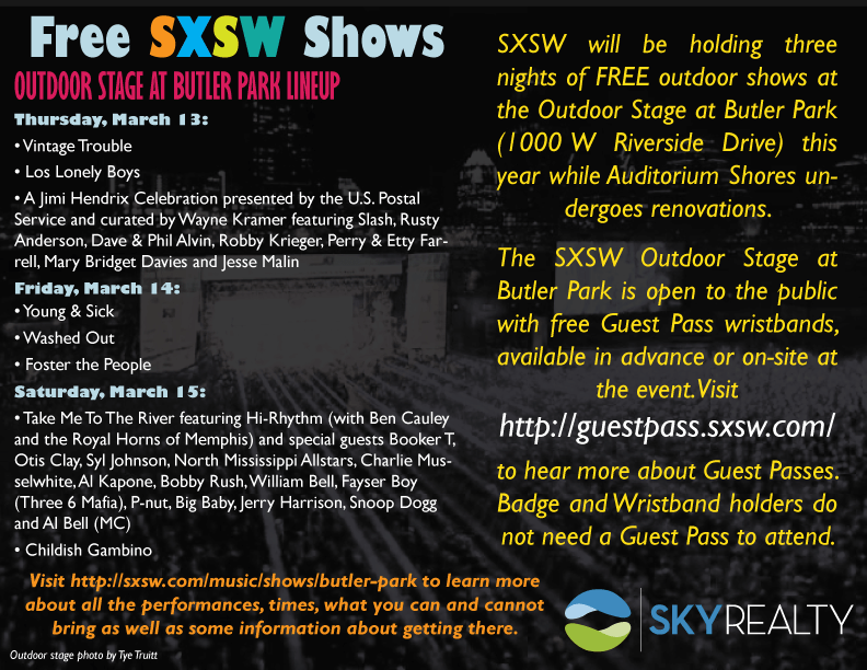Free-SXSW