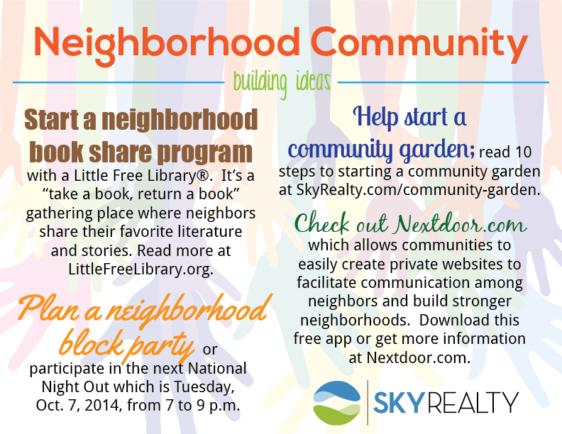 Neighborhood-Community