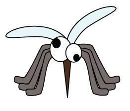 Mosquito compressed